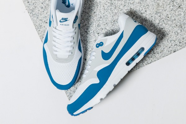Nike Air Max 1 Ultra Essential - Varisty Blue/White 2