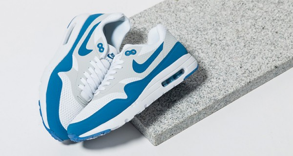 Nike Air Max 1 Ultra Essential - Varisty Blue/White 3