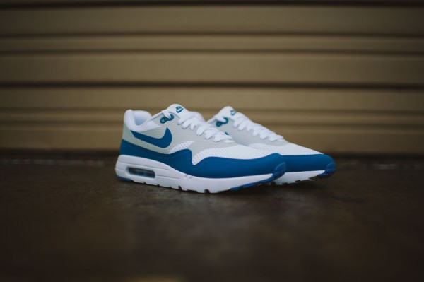 Nike Air Max 1 Ultra Essential - Varisty Blue/White 4