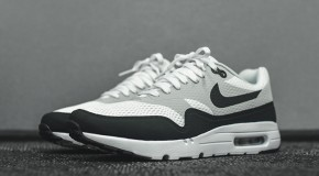 Nike Air Max 1 Ultra Essential – White/Anthracite