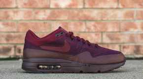 Nike Air Max 1 Ultra Flyknit – Grand Purple/Team Red