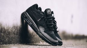 Nike Air Max 1 Ultra Flyknit – Triple Black