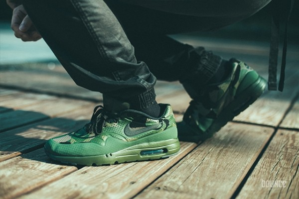 "Nike Air Max 1 Ultra Moire ""Green Camo"" 1"