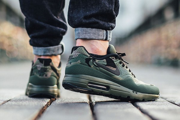 "Nike Air Max 1 Ultra Moire ""Green Camo"" 113"