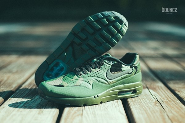 "Nike Air Max 1 Ultra Moire ""Green Camo"" 4"