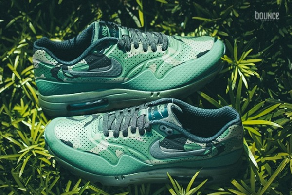 "Nike Air Max 1 Ultra Moire ""Green Camo"" 7"