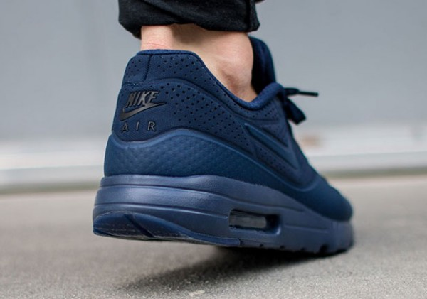 Nike Air Max 1 Ultra Moire - Midnight Navy/Black 3