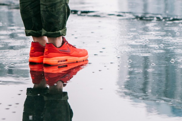 """Nike Air Max 1 Ultra Moire """"University Red"""" 2"""