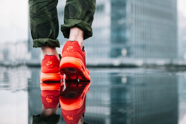 """Nike Air Max 1 Ultra Moire """"University Red"""" 3"""