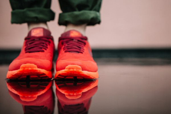 """Nike Air Max 1 Ultra Moire """"University Red"""" 5"""