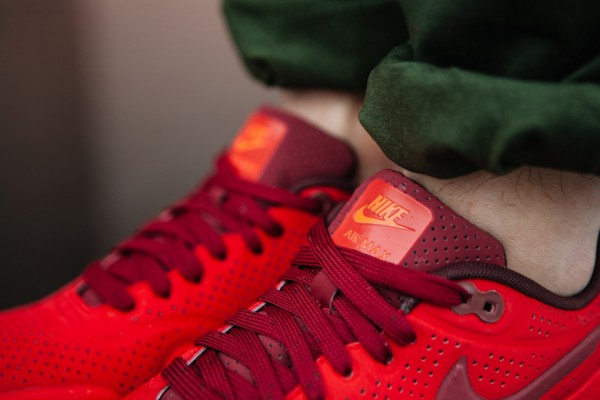 """Nike Air Max 1 Ultra Moire """"University Red"""" 6"""