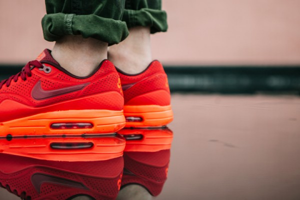 """Nike Air Max 1 Ultra Moire """"University Red"""" 7"""