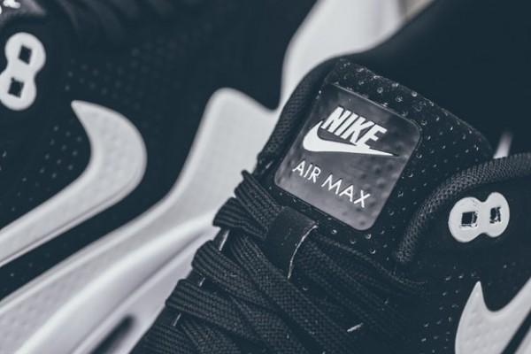 NIKE AIR MAX 1 ULTRA MOIRE – WHITE / BLACK 4
