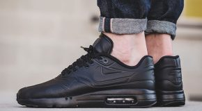 Nike Air Max 1 Ultra SE Premium – Black/Metallic Hematite