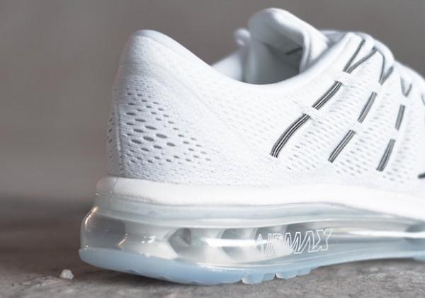 Nike Air Max 2016 - White 4