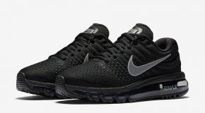 Nike Air Max 2017 – Black