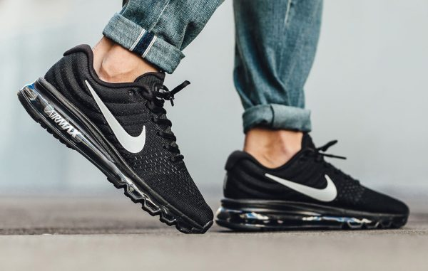 Nike Air Max 2017 - Black/White-Anthracite 2