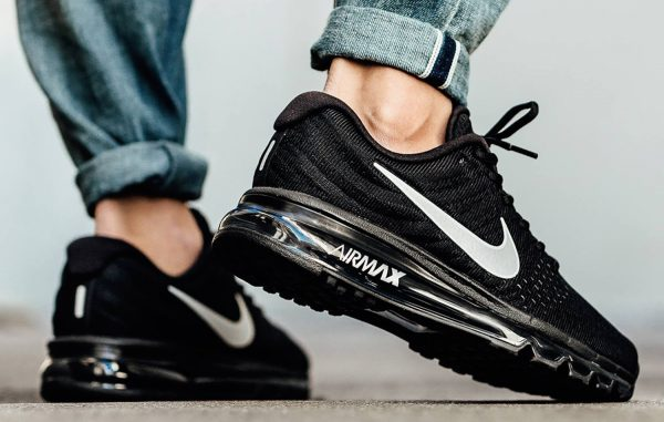 Nike Air Max 2017 - Black/White-Anthracite 3