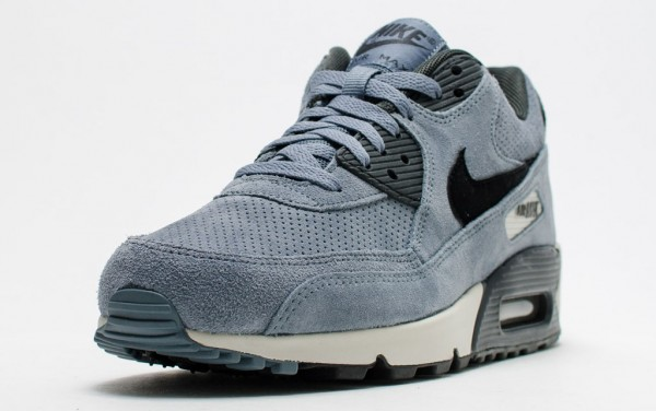 """Nike Air Max 90 """"Blue Graphite"""" 2"""
