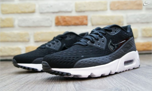 Nike Air Max 90 BR - Black / Dark Grey - Black 2