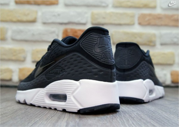 Nike Air Max 90 BR - Black / Dark Grey - Black 3