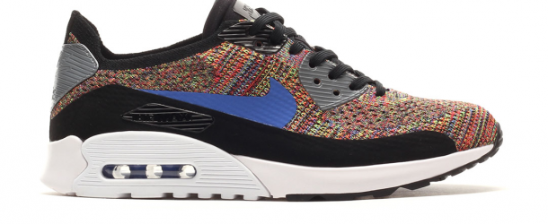 "Nike Air Max 90 Flyknit Ultra 2.0 ""Multicolor"""