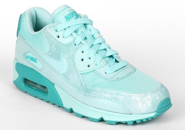 "Nike Air Max 90 GS ""Artisan Teal"" 2"