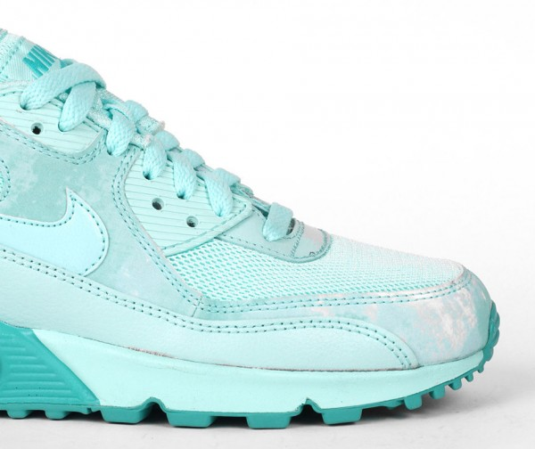 "Nike Air Max 90 GS ""Artisan Teal"" 3"
