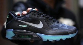 Nike Air Max 90 ICE – Black / Cool Grey – Anthracite