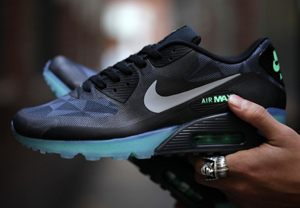 Nike Air Max 90 ICE - Black / Cool Grey - Anthracite 2