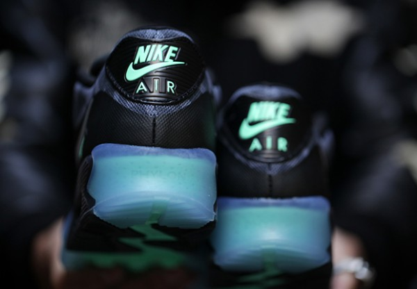 Nike Air Max 90 ICE - Black / Cool Grey - Anthracite 3