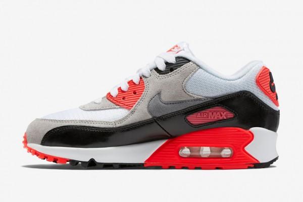 "Nike Air Max 90 ""Infrared"" (2015) 2"