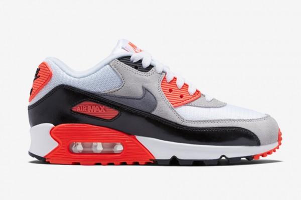 "Nike Air Max 90 ""Infrared"" (2015) 3"
