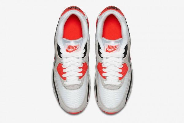 "Nike Air Max 90 ""Infrared"" (2015) 4"