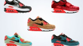 "Nike Air Max 90 ""Infrared"" Re-Interpreted"