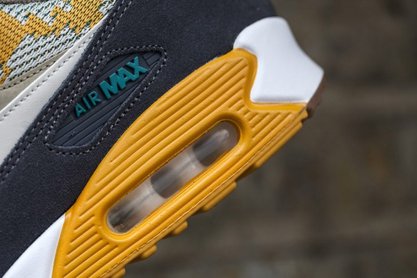 Nike Air Max 90 PA - Gold/Light Bon 5