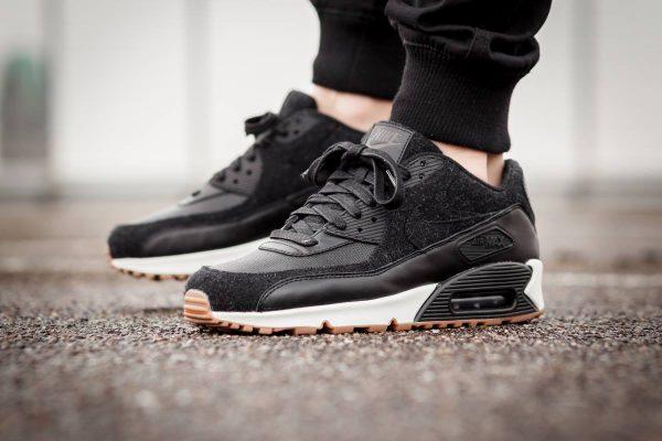 Nike Air Max 90 Premium - Black 2