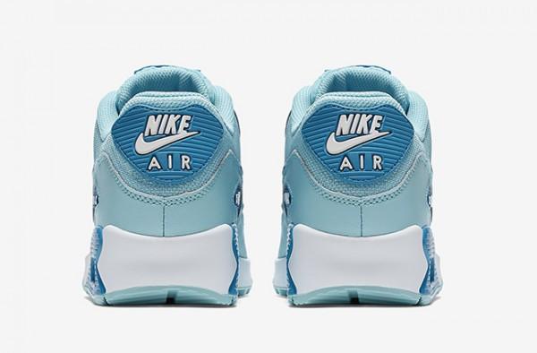 """Nike Air Max 90 Premium Mesh """"Snowflake"""" 5"""