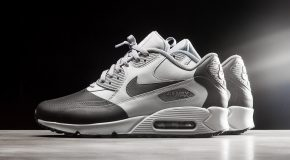 Nike Air Max 90 Premium SE – Wolf Grey/Anthracite-Cool Grey