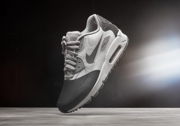 Nike Air Max 90 Premium SE - Wolf Grey/Anthracite-Cool Grey 2