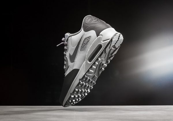 Nike Air Max 90 Premium SE - Wolf Grey/Anthracite-Cool Grey 6