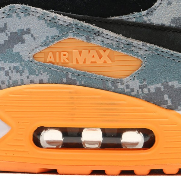 """Nike Air Max 90 PRM """"Blue Digi Camo"""" 4"""