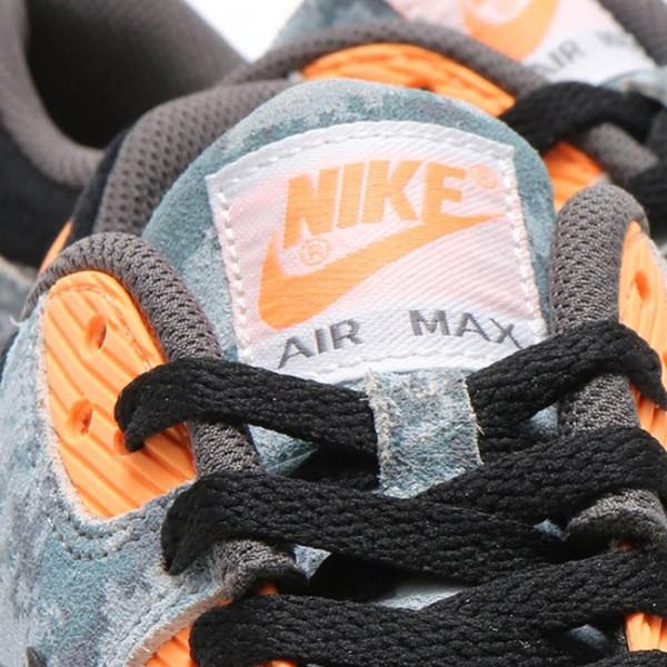 """Nike Air Max 90 PRM """"Blue Digi Camo"""" 5"""