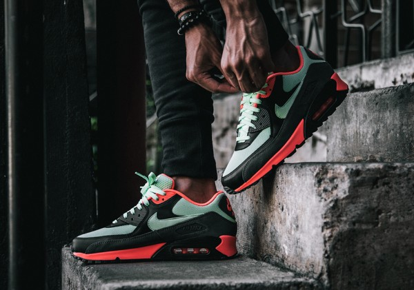 "Nike Air Max 90 ""Swamp Thing"" 2"