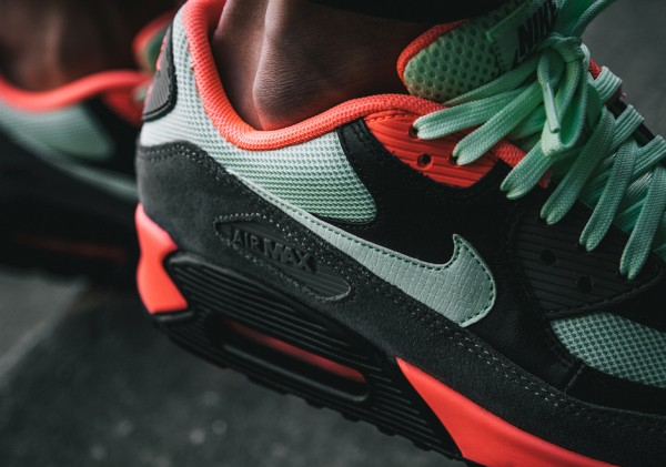 "Nike Air Max 90 ""Swamp Thing"" 4"