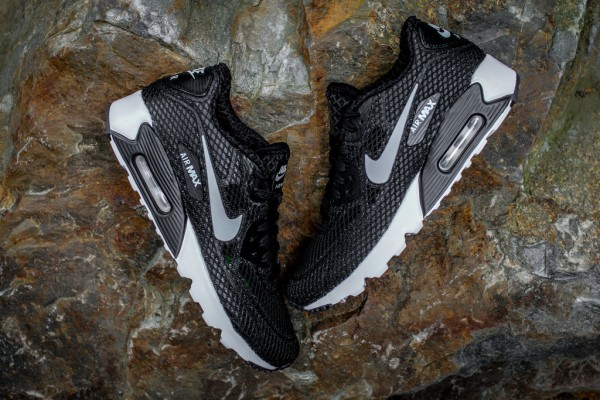 Nike Air Max 90 Ultra BR Plus QS - Black / Wolf Grey 5
