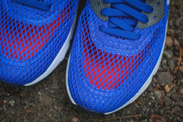 Nike Air Max 90 Ultra BR Plus QS - Racer Blue / Black 6