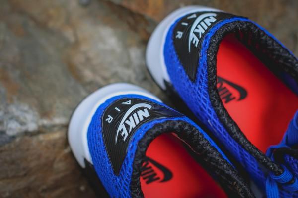 Nike Air Max 90 Ultra BR Plus QS - Racer Blue / Black 7
