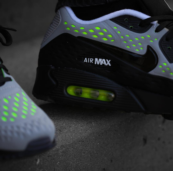 "Nike Air Max 90 Ultra BR ""Volt"" 3"