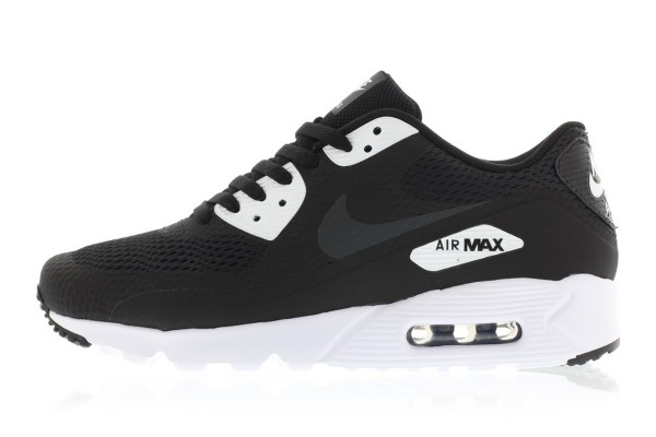 Nike Air Max 90 Ultra Essential - Black/Anthracite-White 4